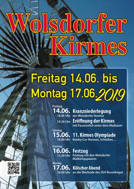 Flyer kirmes-2019-vorne
